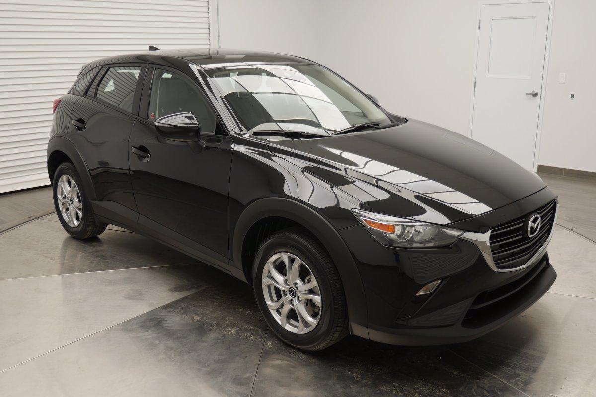 used 2020 Mazda CX-3 car