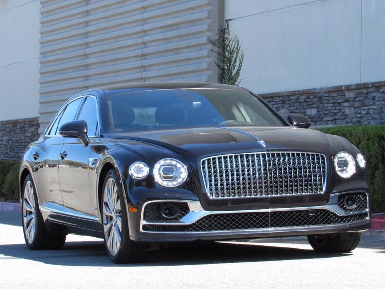 new 2020 Bentley Flying Spur car, priced at $276,070