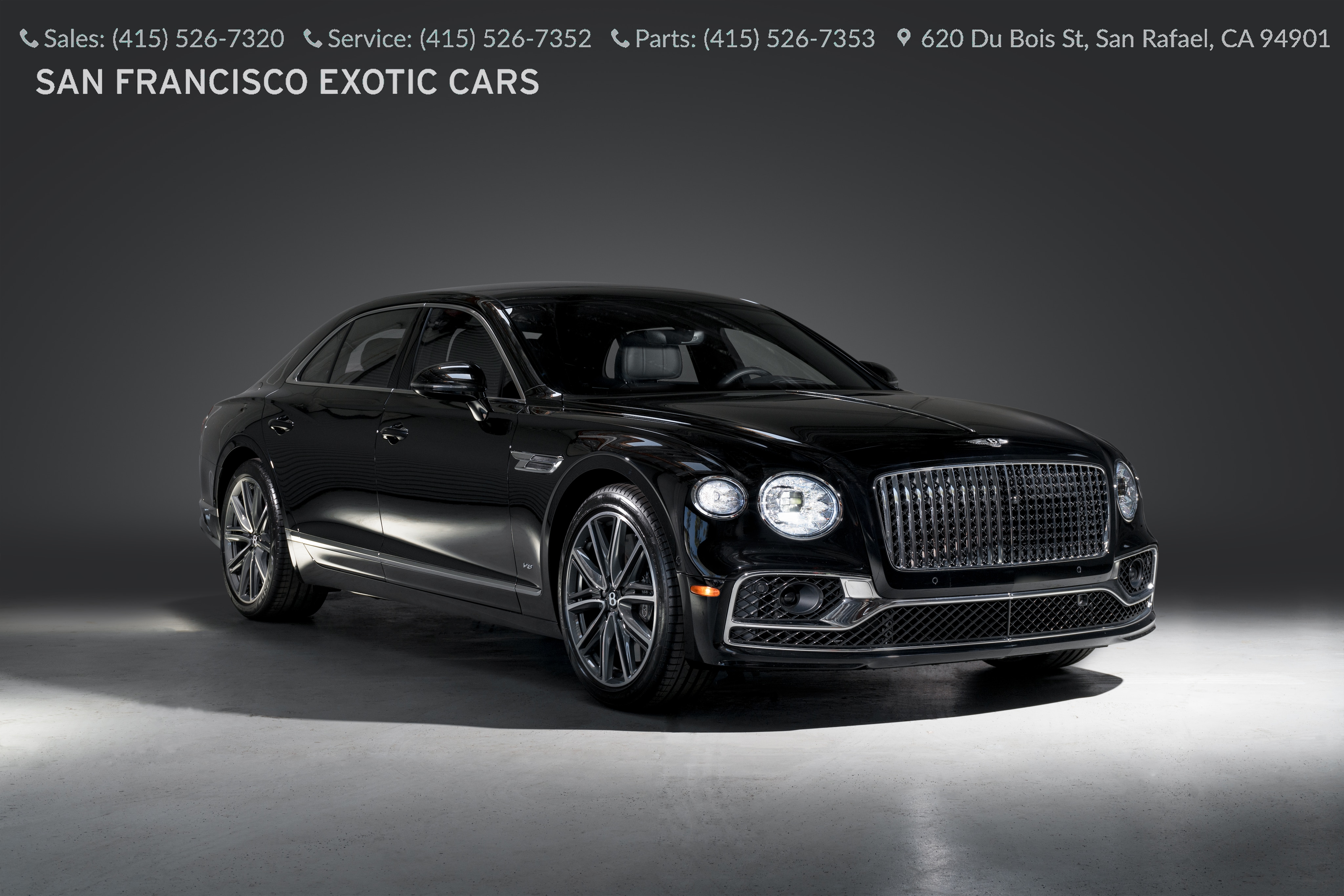 new 2021 Bentley Flying Spur car, priced at $224,570