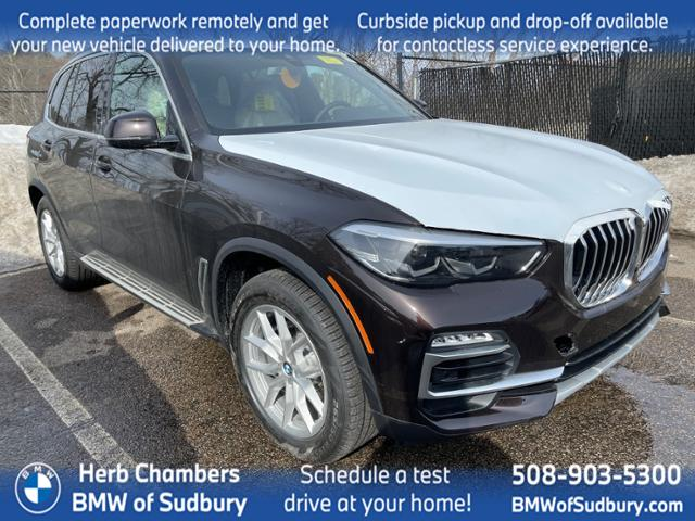 new 2021 BMW X5 car, priced at $65,845