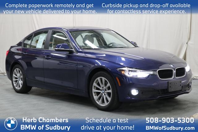 used 2018 BMW 320i car, priced at $23,798