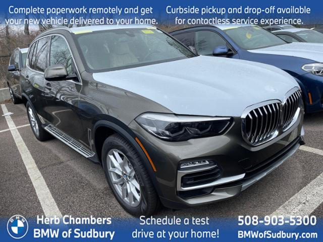 new 2021 BMW X5 car, priced at $68,445