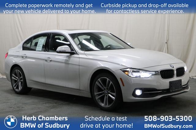 used 2017 BMW 330i car, priced at $24,498
