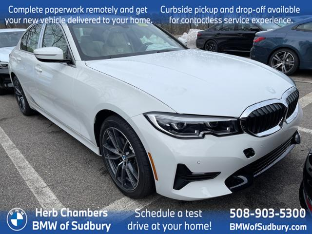 new 2021 BMW 330i car, priced at $47,035