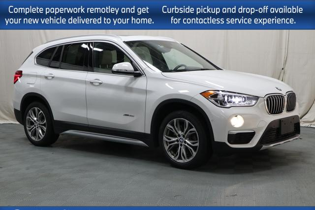 used 2017 BMW X1 car, priced at $27,898