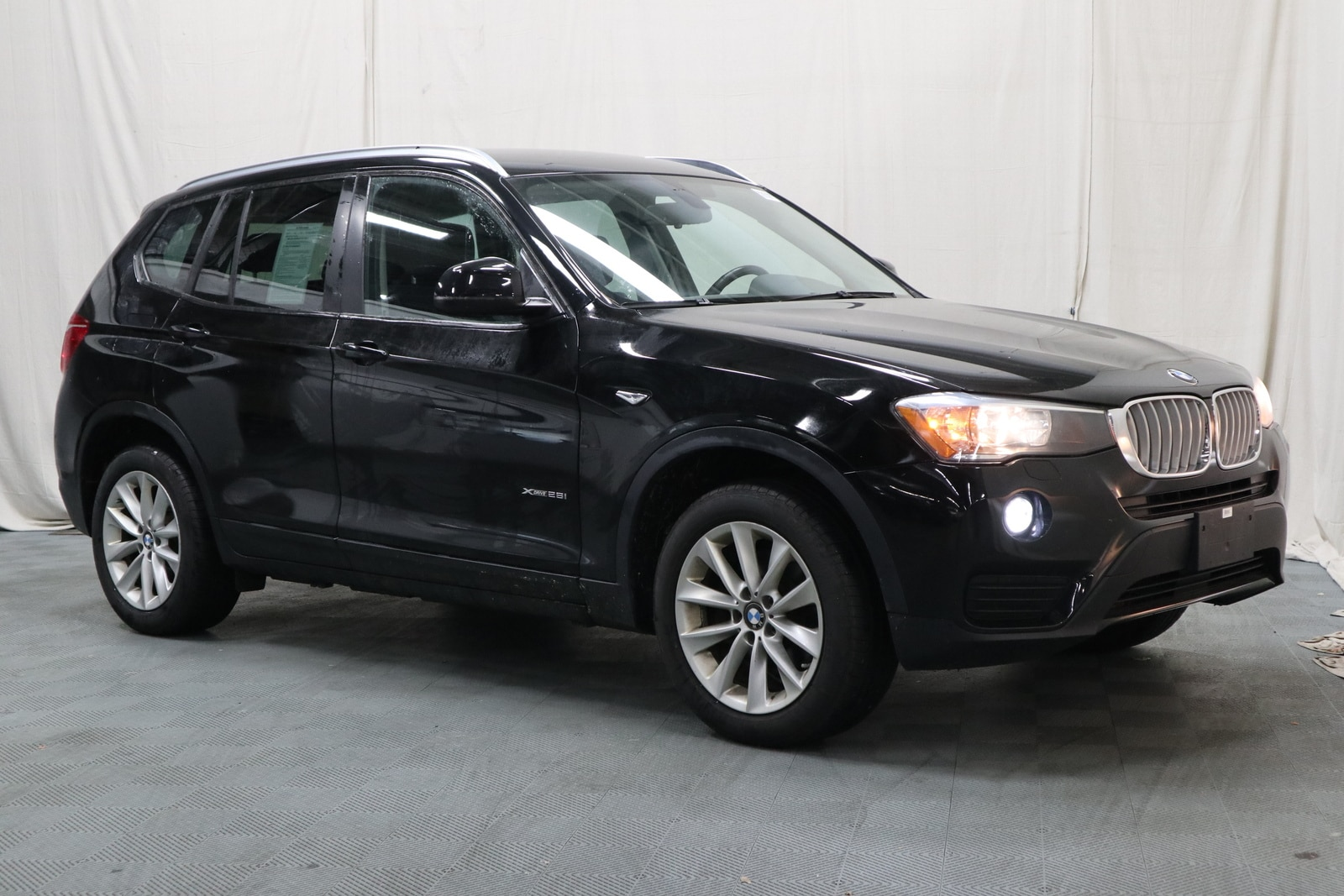 used 2017 BMW X3 car, priced at $22,898
