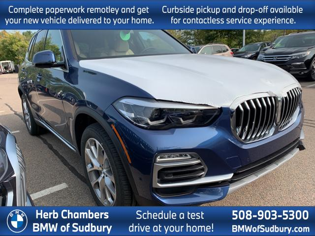 new 2021 BMW X5 car, priced at $70,045