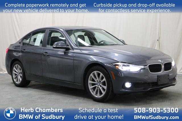 used 2018 BMW 320i car, priced at $21,988
