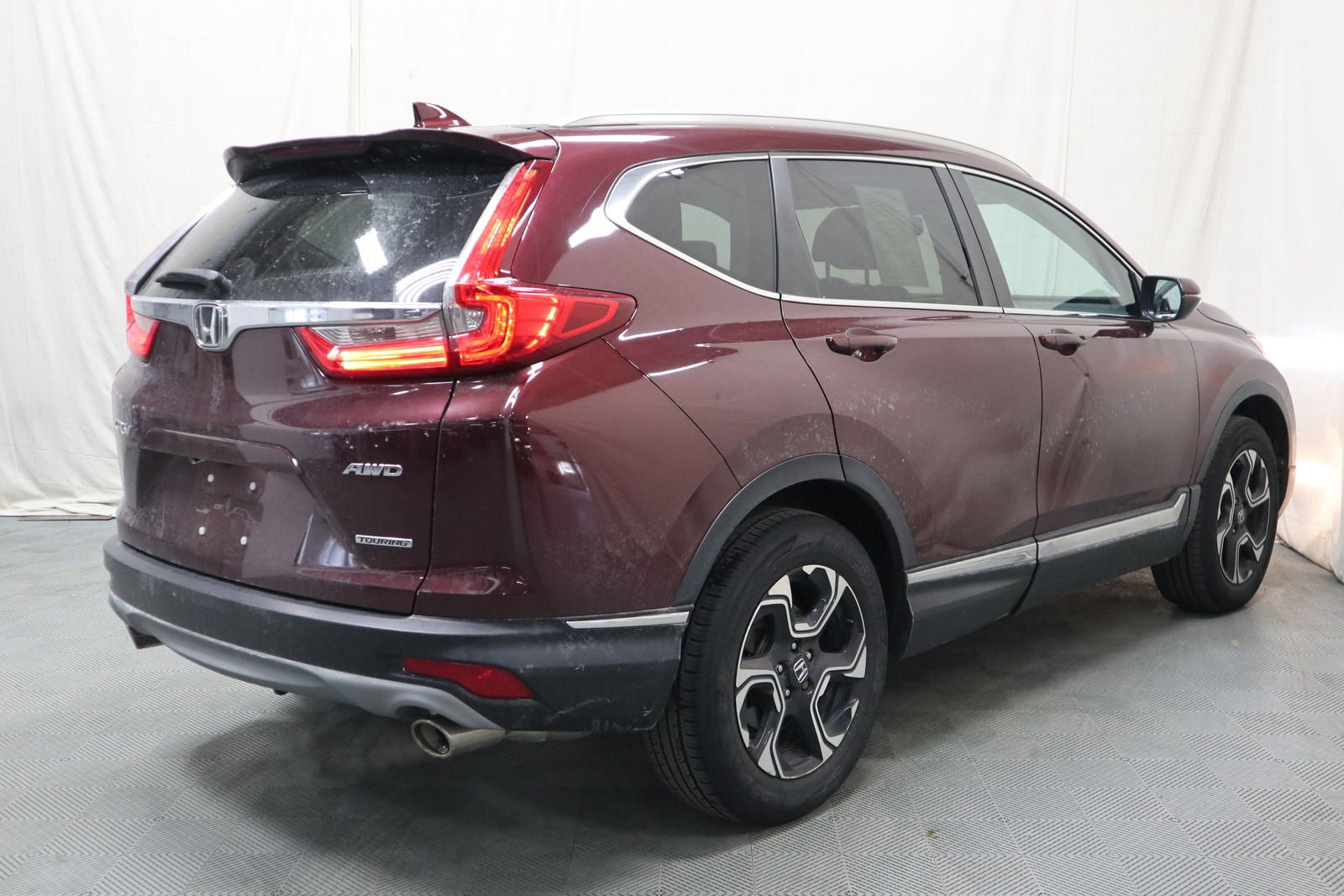 used 2017 Honda CR-V car, priced at $26,798