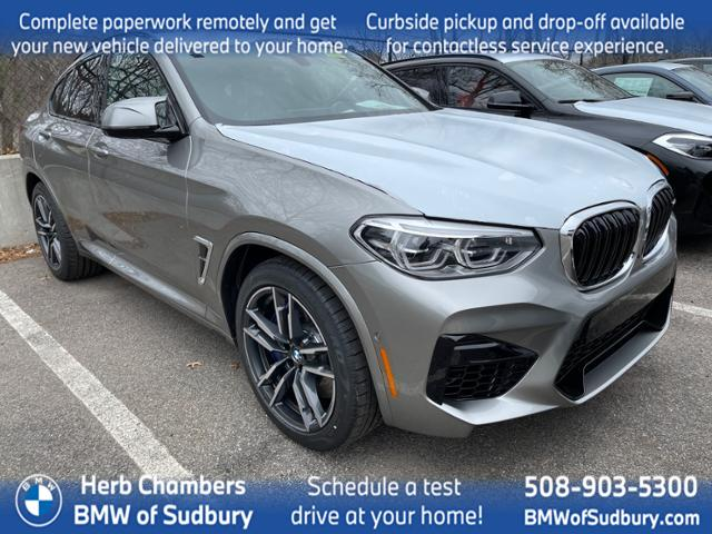 new 2021 BMW X4 M car, priced at $79,745