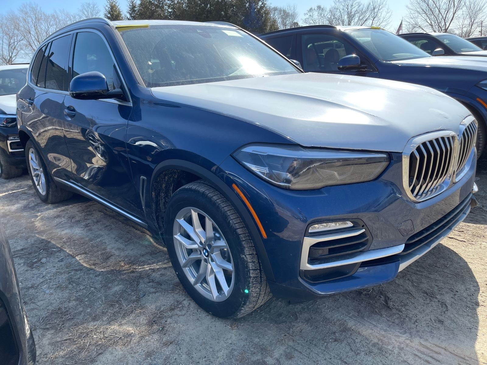 new 2021 BMW X5 car, priced at $66,345