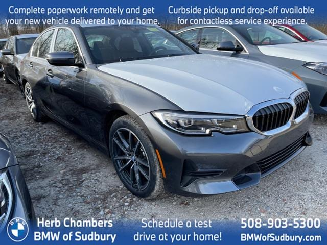new 2021 BMW 330i car, priced at $47,740