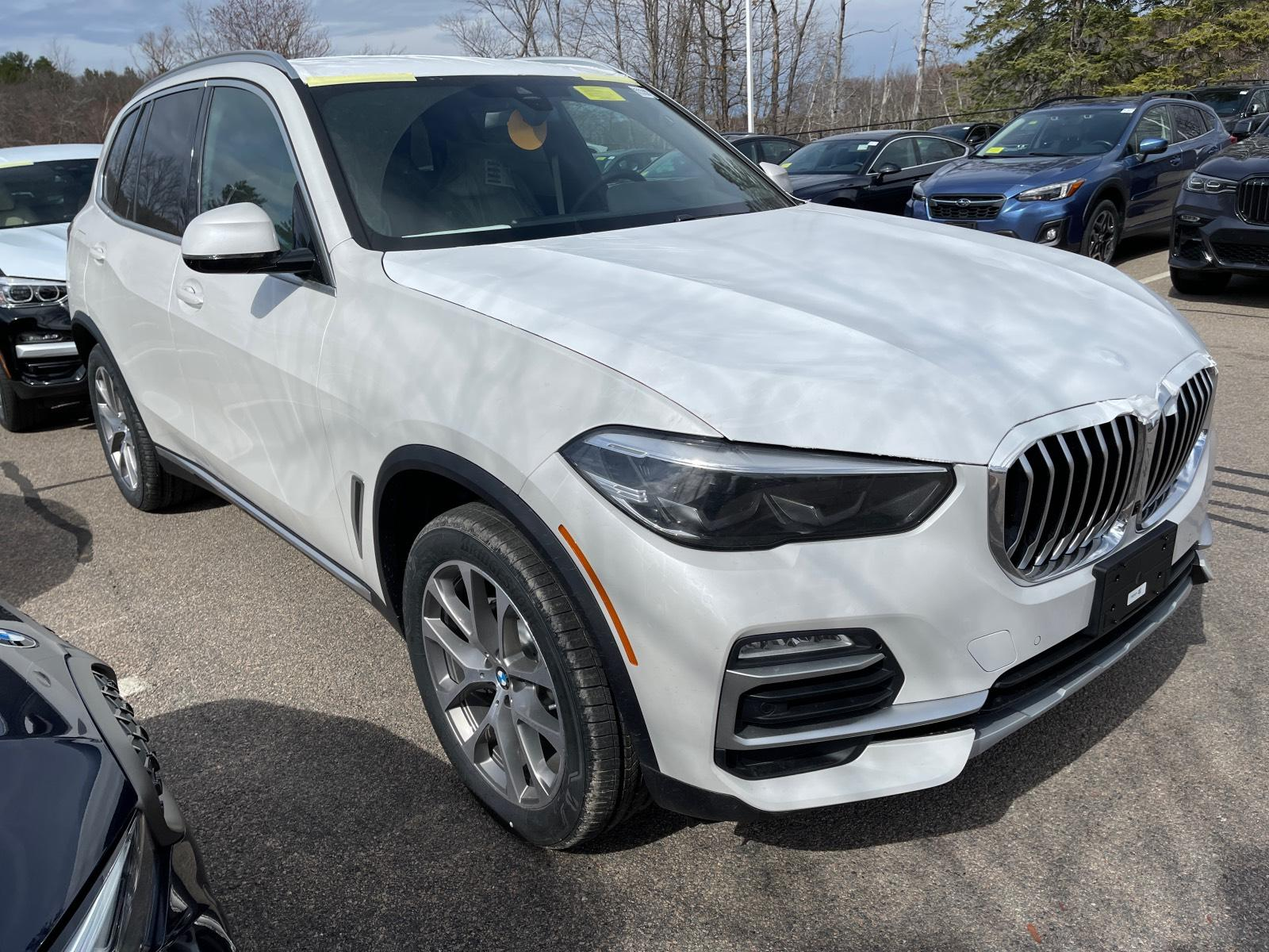new 2021 BMW X5 car, priced at $67,945