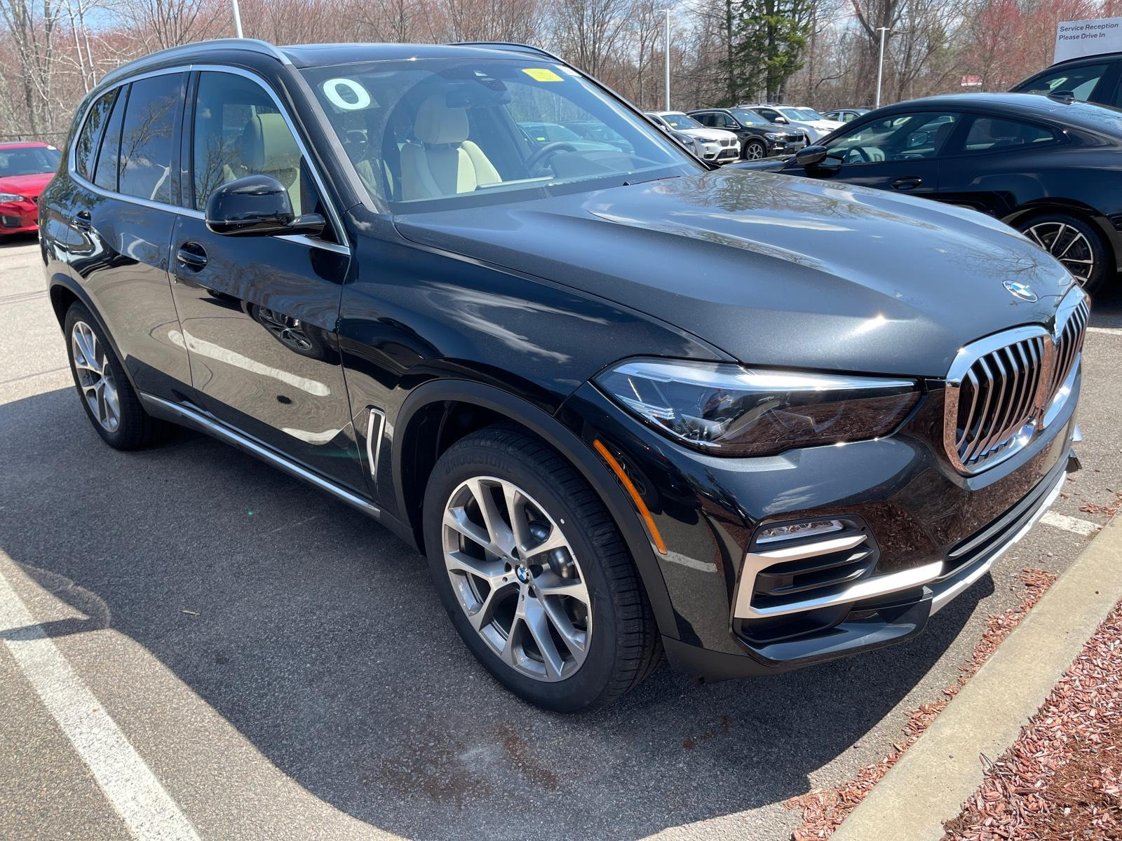 new 2021 BMW X5 car, priced at $69,245