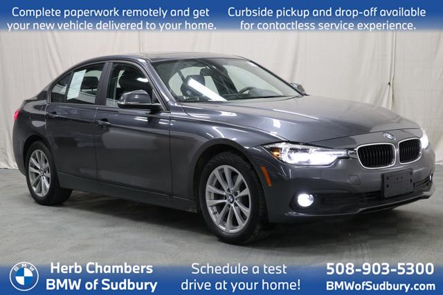 used 2018 BMW 320i car, priced at $25,898
