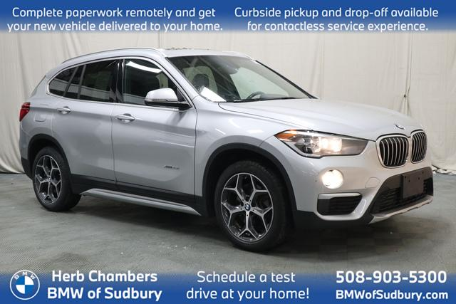 used 2017 BMW X1 car, priced at $21,498
