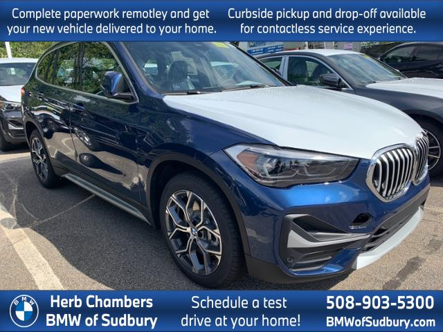 new 2021 BMW X1 car, priced at $42,895