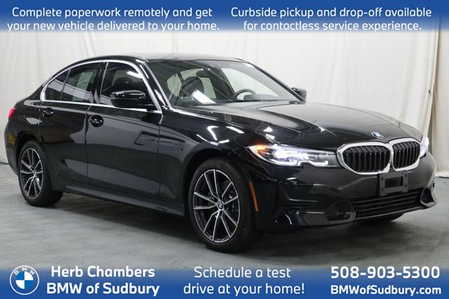 used 2020 BMW 330i car, priced at $38,998