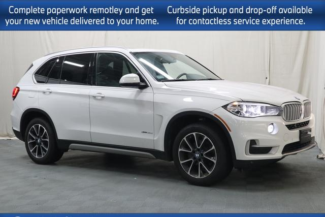 used 2017 BMW X5 car, priced at $38,598
