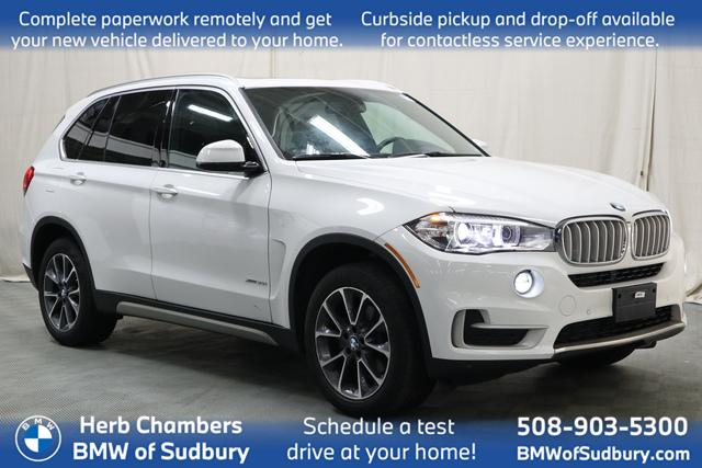 used 2018 BMW X5 car, priced at $41,498