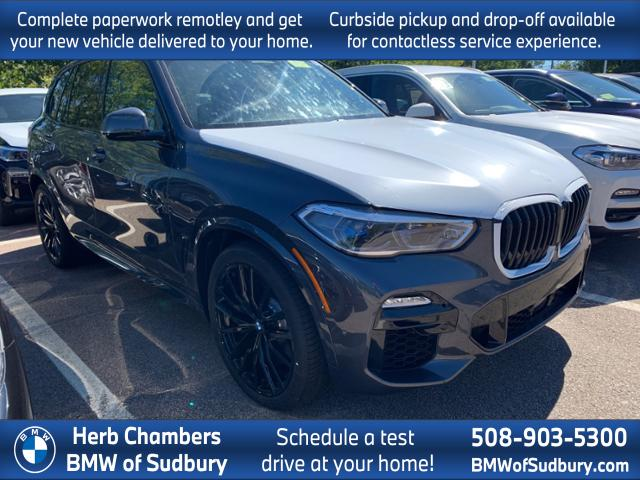 new 2021 BMW X5 car, priced at $97,495