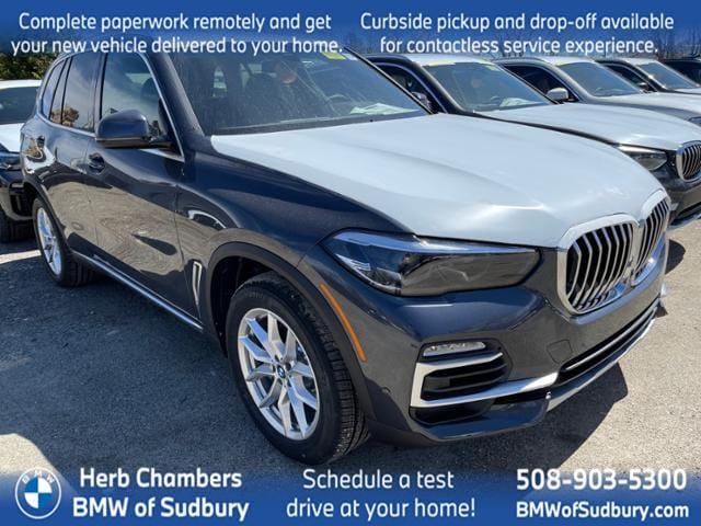 new 2021 BMW X5 car, priced at $66,245