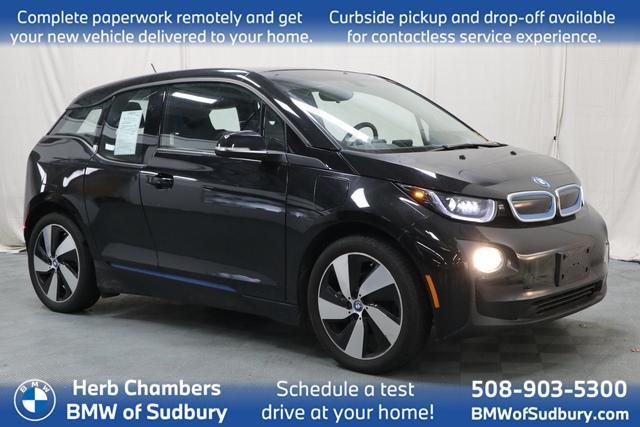 used 2017 BMW i3 with Range Extender car, priced at $17,688