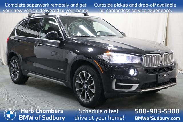 used 2018 BMW X5 car, priced at $40,988