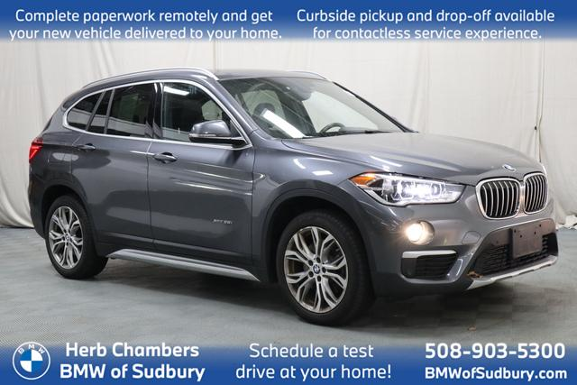 used 2017 BMW X1 car, priced at $25,498