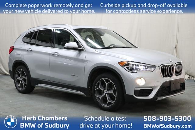 used 2016 BMW X1 car, priced at $19,998