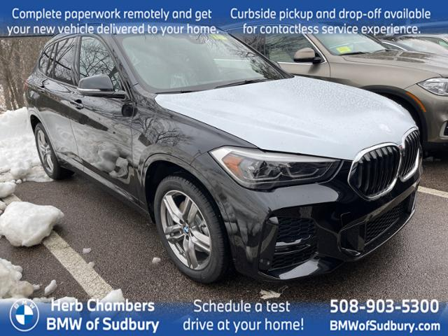 new 2021 BMW X1 car, priced at $45,195