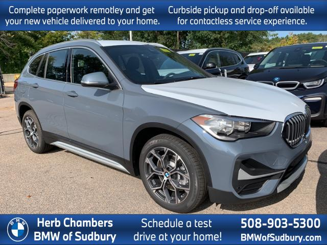 new 2021 BMW X1 car, priced at $42,745