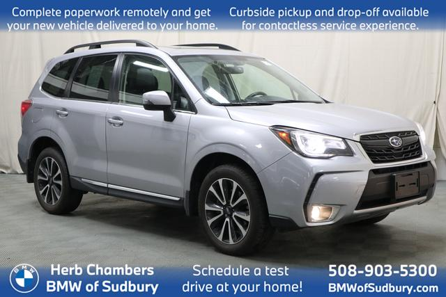 used 2018 Subaru Forester car, priced at $24,398