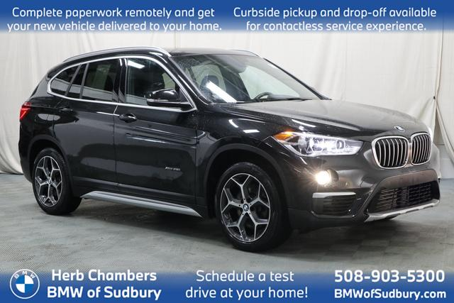 used 2017 BMW X1 car, priced at $24,298
