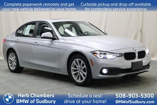 used 2018 BMW 320i car, priced at $24,698