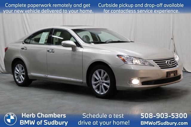 used 2012 Lexus ES car, priced at $15,898