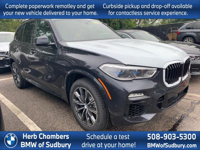 new 2021 BMW X5 car, priced at $93,345