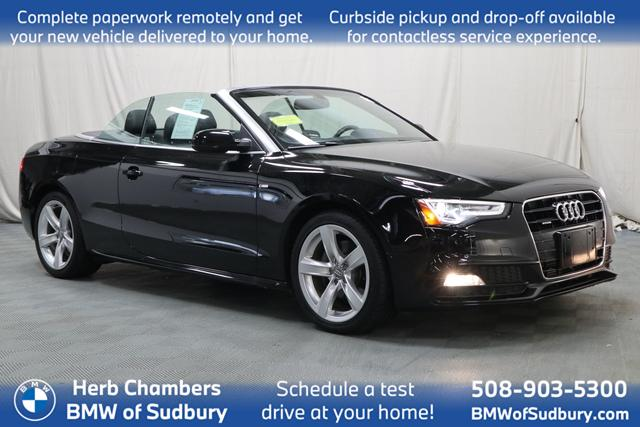 used 2016 Audi A5 car, priced at $23,998