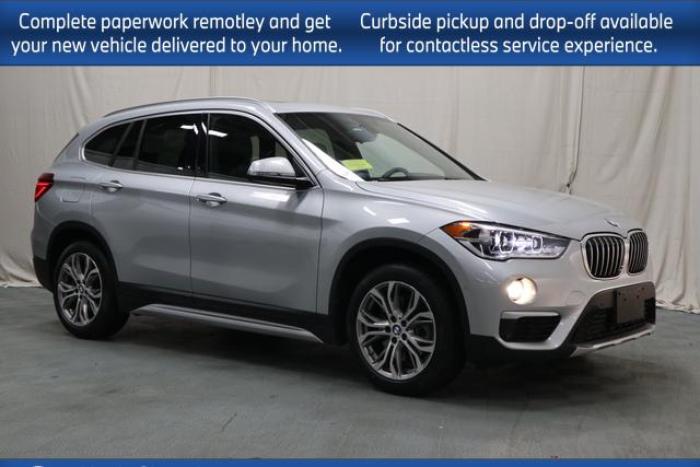 used 2017 BMW X1 car, priced at $23,998