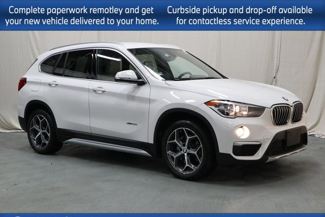 used 2018 BMW X1 car, priced at $29,988