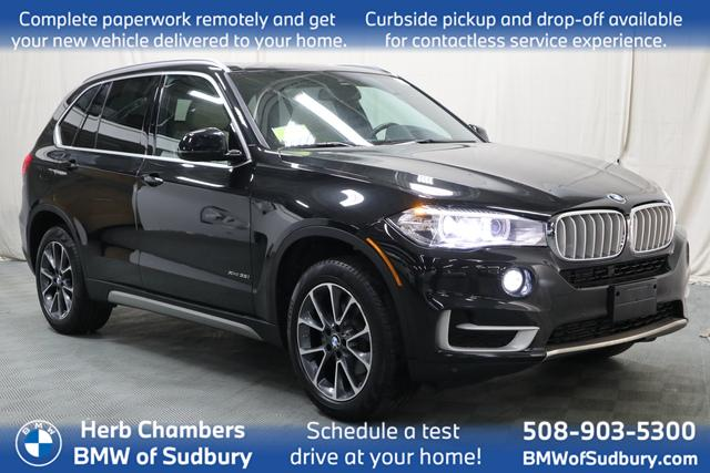 used 2018 BMW X5 car, priced at $38,798