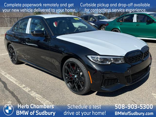 new 2021 BMW M340i car, priced at $66,165