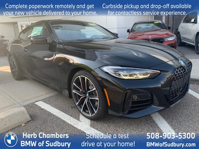 new 2021 BMW M440i car, priced at $66,070