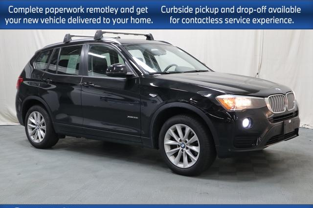 used 2016 BMW X3 car, priced at $21,988
