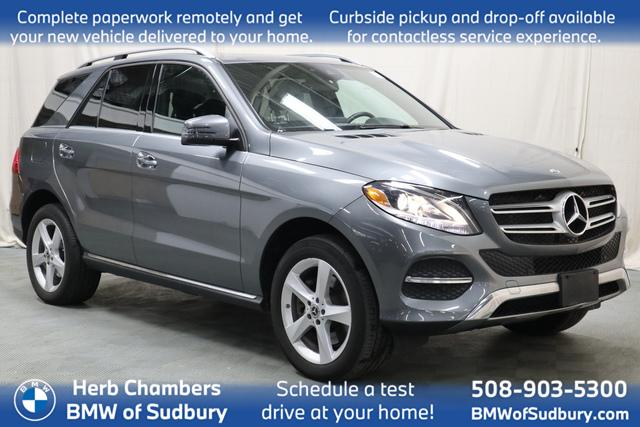 used 2019 Mercedes-Benz GLE 400 car, priced at $40,898