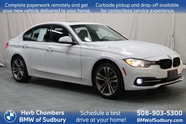 used 2017 BMW 330i car, priced at $25,988