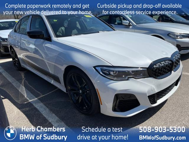 new 2021 BMW M340i car, priced at $65,565