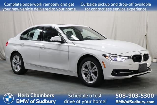 used 2018 BMW 330i car, priced at $24,698