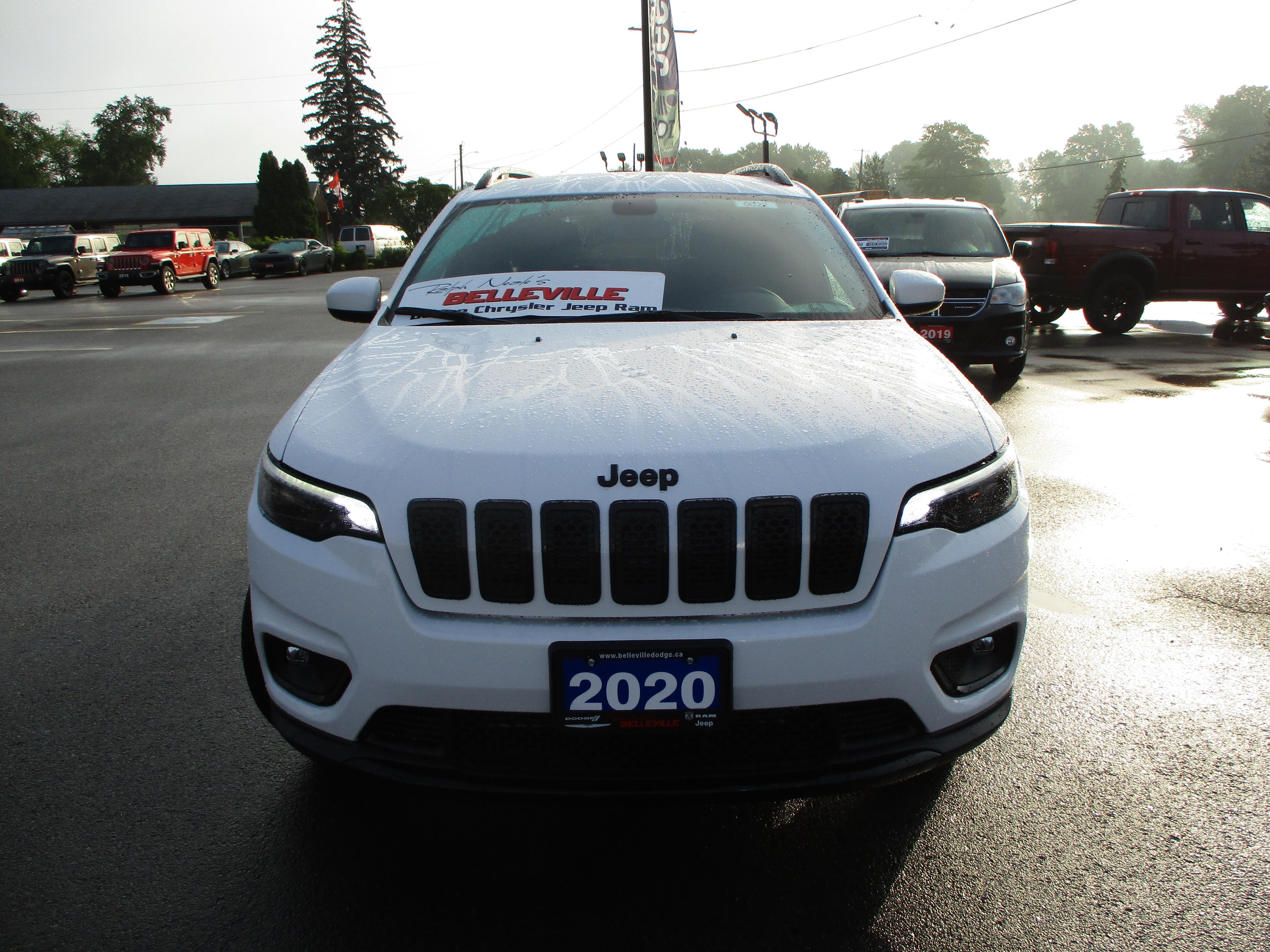 new 2020 Jeep Cherokee car, priced at $38,950