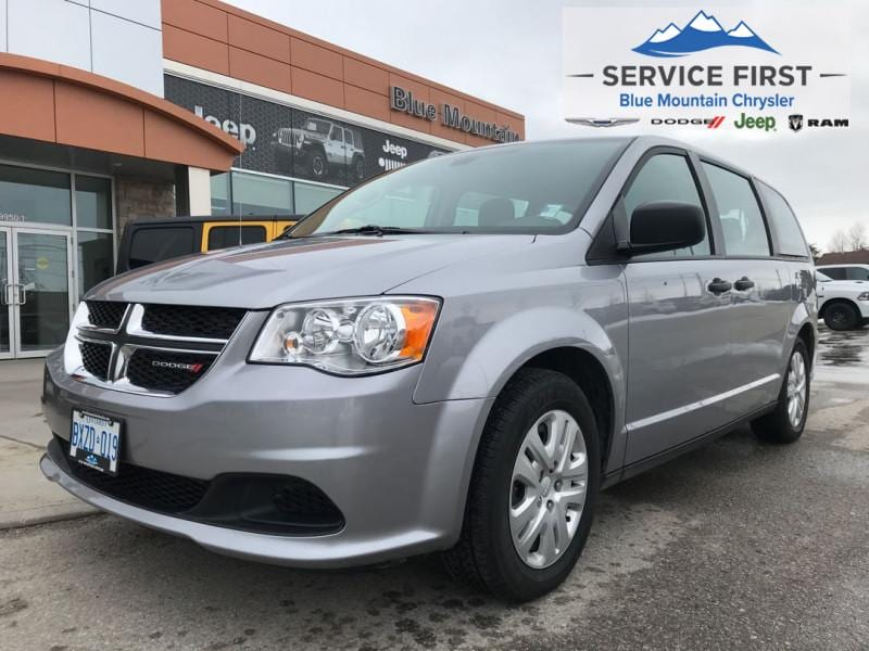used 2019 Dodge Grand Caravan car, priced at $27,997